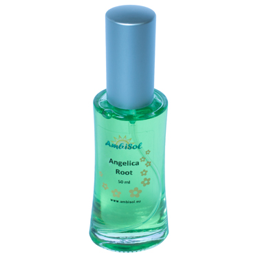 Angelica Root romspray med eteriske oljer