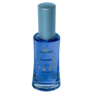 Lavendel romspray med eteriske oljer
